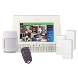 Panel de Alarma Inalambrico con Pantalla Touch L7000