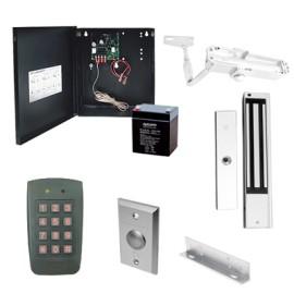 Sistema Completo de Control de Acceso