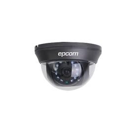 Domo TurboHD 1080p para interior, con gran angulo de vision (lente 2.8mm) e IR inteligente para 20mts