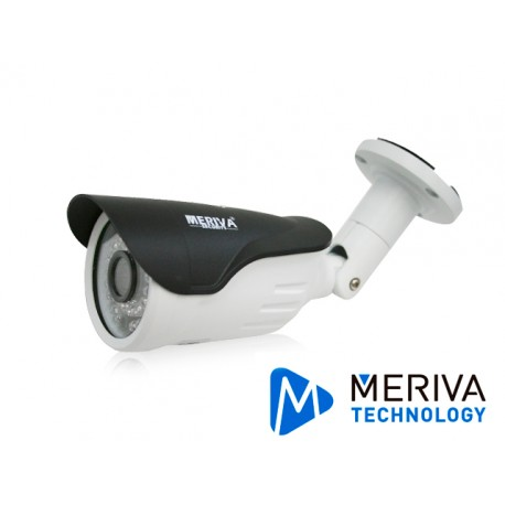 CAM AHD/TVI/CVI/960H BULLET MERIVA MSC-205 720P 2.8MM OSD