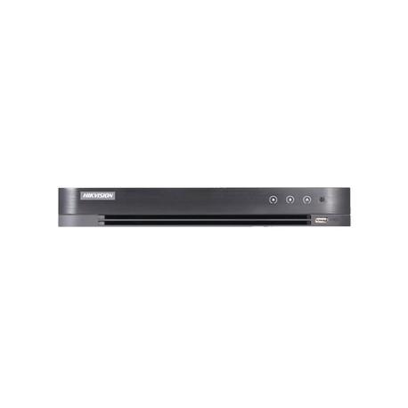 DVR/NVR H.265+ PENTAHIBRIDO 6 Canales (4 TurboHD + 2 IP)