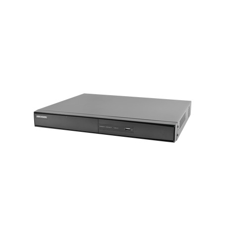 DVR/NVR 18 canales (16+2) / 16 Canales Turbo HD / 2 Canales IP de hasta 2 megapixeles