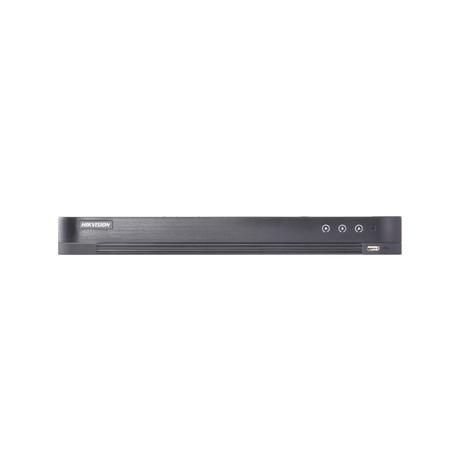 DVR/NVR H.265+ 18 Canales (16 TurboHD 5 Hasta 5 MEGAPIXEL + 2 IP 6)